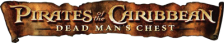 Pirates of the Caribbean - Dead Man's Chest logo