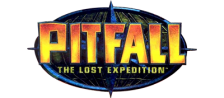 Pitfall - The Lost Expedition logo
