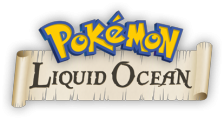 Pokemon Liquid Ocean logo