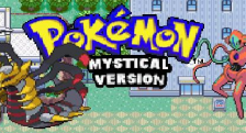 Pokemon Mystical Version logo