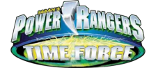 Power Rangers - Time Force logo
