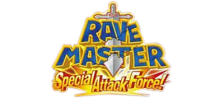 Rave Master - Special Attack Force! logo