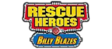 Rescue Heroes - Billy Blazes! logo