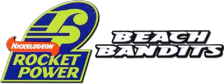 Rocket Power - Beach Bandits logo