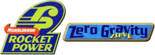 Rocket Power - Zero Gravity Zone logo
