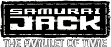 Samurai Jack - The Amulet of Time logo