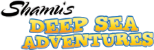 Shamu's Deep Sea Adventures logo