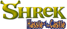 Shrek - Hassle at the Castle logo