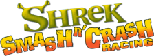 Shrek - Smash n' Crash Racing logo