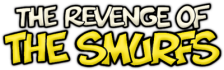 Smurfs, The - The Revenge of the Smurfs logo