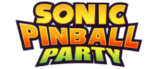 Sonic Pinball Party logo