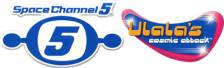 Space Channel 5 - Ulala's Cosmic Attack logo