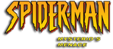 Spider-Man - Mysterio's Menace logo