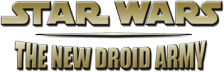 Star Wars - The New Droid Army logo