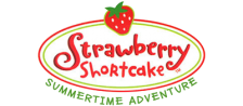 Strawberry Shortcake - Summertime Adventure logo