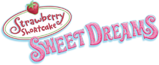 Strawberry Shortcake - Sweet Dreams logo