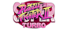 Super Puzzle Fighter II Turbo logo