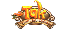Tak - The Great Juju Challenge logo
