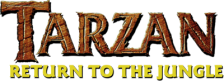 Tarzan - Return to the Jungle logo