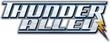 Thunder Alley logo