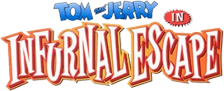 Tom and Jerry in Infurnal Escape logo