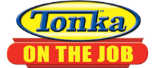 Tonka - On the Job logo