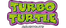Turbo Turtle Adventure logo