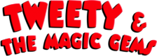 Tweety and the Magic Gems logo