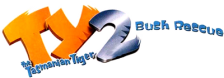 Ty the Tasmanian Tiger 2 - Bush Rescue logo