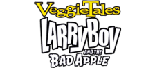 VeggieTales - LarryBoy and the Bad Apple logo
