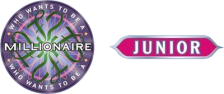 Who Wants to Be a Millionaire Junior logo
