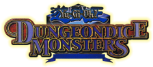 Yu-Gi-Oh! - Dungeon Dice Monsters logo