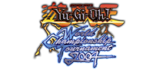 Yu-Gi-Oh! - World Championship Tournament 2004 logo