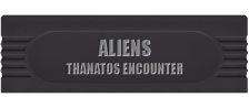 Aliens - Thanatos Encounter logo