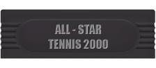 All Star Tennis 2000 logo