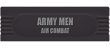 Army Men - Air Combat logo