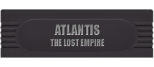 Atlantis - The Lost Empire logo
