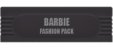 Barbie - Fashion Pack Games logo