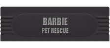 Barbie - Pet Rescue logo