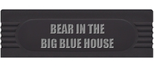 Bear in the Big Blue House logo