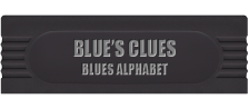 Blue's Clues - Blue's Alphabet Book logo