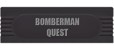 Bomberman Quest logo