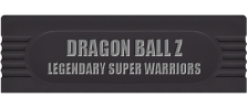 Dragon Ball Z - Legendary Super Warriors logo