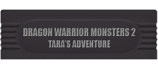 Dragon Warrior Monsters 2 - Tara's Adventure logo