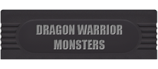 Dragon Warrior Monsters logo