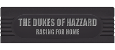 Dukes of Hazzard, The - Racing for Home logo