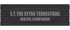 E.T. The Extra Terrestrial - Digital Companion logo