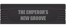 Emperor's New Groove, The logo