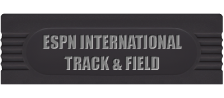ESPN International Track & Field logo