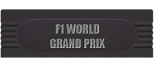 F-1 World Grand Prix logo